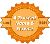 A trusted name & service